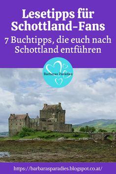 Du bist Schottland-Fan und ein Bücherwurm? Dann wirst du von meinen Buchtipps begeistert sein! Viel Spaß beim Stöbern auf meinem Blog! Thriller, Science Fiction, Ade, Fantasy, Blues, Reading Day, Summer Books, Post Apocalypse, Romance Books
