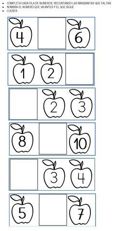 Preschool Learning Activities, Kindergarten Worksheets, Math Boards, Grande Section, Simple Math, Alphabet Worksheets, Math For Kids, Math Classroom, Math Centers