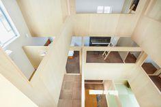 5osA: [오사] :: *하우스S, 다다미방의 현대적 재해석 [ hiroyuki shinozaki ] house S