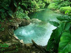 Tenorio Volcano National Park, Costa Rica