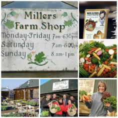 Come a sample our local produce and I know just the place, just up the road you'll find Millers Farm Shop, good quality food, friendly and helpful staff , and a cafe selling cream teas what else will you need? Millers Farm Shop on the A35 in Kilmington, Devon. http://www.devonwillows.co.uk/ 01297 34565