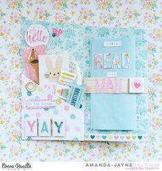 Pretty Pocket Letter | Make A Wish | Amanda Baldwin – Cocoa Vanilla Studio