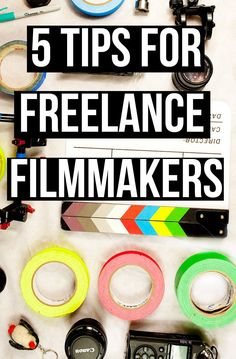 working in the film industry tips and advice | filmmaker | filmmaking | film tips | film production