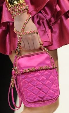 Moschino rePinned by #conceptcandieinteriors #girly