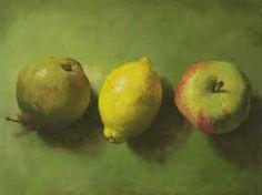 Afbeeldingsresultaat voor stilleven schilderij citroen