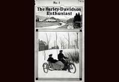 1916 The Enthusiast begins its reign as the longest continuously published motorcycle magazine in the world.
