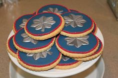 Air Force Fighter Pilot Cookies by ruthiescookies on Etsy