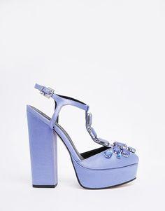 662677526c6 ASOS PENDULANT Platform Shoes at asos.com
