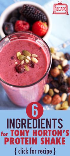 This Collection Of Smoothie Recipes Has The Right Nuts Fruits And Veggies To Make Your As Delicious Full