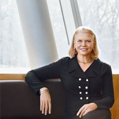 Ginni Rometty CEO, IBM