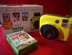 Picture The Holidays With Fujifilm Instax Mini 70 Camera