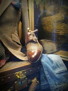 tweed shoes.Stlysh http://findanswerhere.com/mensshoes
