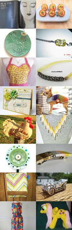 Spring Gifts on Sale by Lady Ly on Etsy--Pinned with TreasuryPin.com
