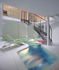 Esta piscina es muy caro