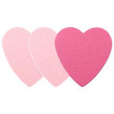 SEPHORA COLLECTION - Heart-to-heart Makeup Sponges  #sephora