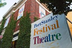 Days Out Ontario | Port Stanley Festival Theatre, Port Stanley, Ontario