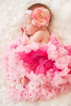 perfect petticoat for my little girl
