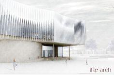 Abschlussarbeit: the arch, Natalia Bauer, Fachhochschule Trier - Campus Masters | BauNetz.de