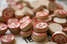 Bingo. I remember those wooden bingo pieces.