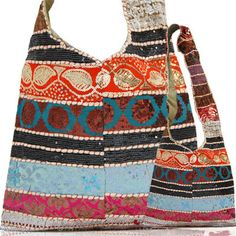 Compiling Colors : Handcrafted Handbags