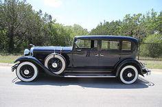 1931 Lincoln 3-window Town Car