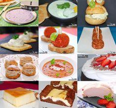 Recetas con queso de untar