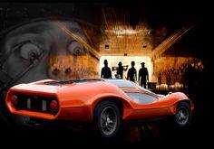 Adams Probe-16 (Clockwork Orange car...) https://en.wikipedia.org/wiki/Probe_16