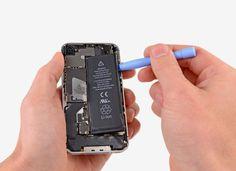Ремонт материнской платы iPhone 4S