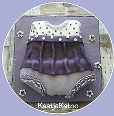 Babyjurkje taart