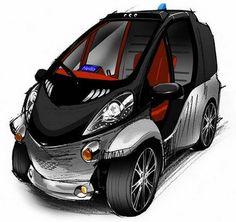 Éste es el auto eléctrico inteligente de Toyota - Video