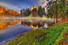 Castle by Boris Frkovic, via 500px