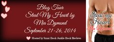 Aly's Miscellany: Guest post: Mia Dymond(author of Steal My Heart)[+...
