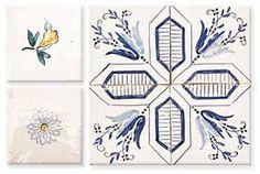 azulejo pint a mao