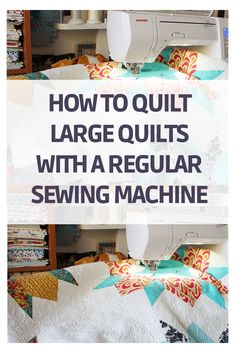 Free Motion Quilting, Quilting Tips, Quilting Tutorials, Quilting Projects, Quilting Designs, Sewing Tutorials, Patchwork Quilting, Quilting Frames, Modern Quilting