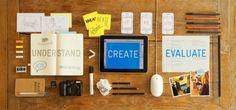 Understand > Create > Evaluate