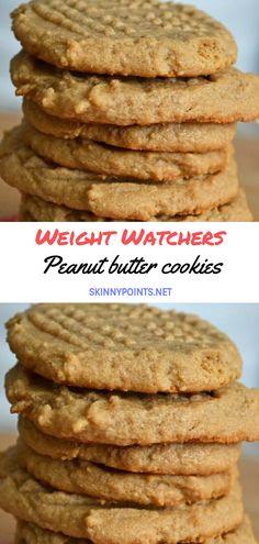 weight watchers peanut butter cookies 1 WW Point each! Ww Recipes, Skinny Recipes, Cooking Recipes, Recipies, Snacks Recipes, Waffle Recipes, Burger Recipes, Quick Recipes, Potato Recipes