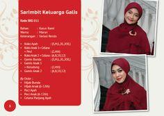 Baju Sarimbit Keluarga Galis 011 Lebaran 2014 | Warung Muslimah