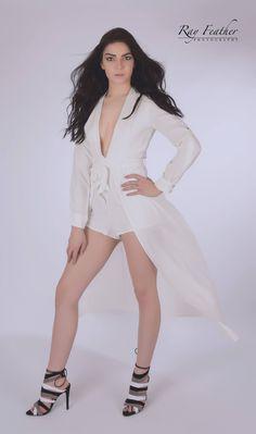 Miss Fashion Week 1st Round Contestant - Dana Quinn