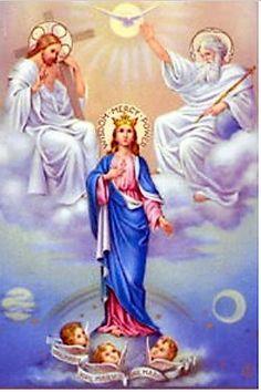 Vierge Marie Auxiliatrice