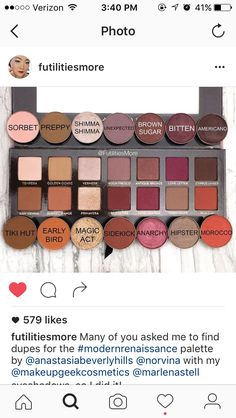 Dupes for abh