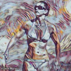 Hottest Models, Anime, Painting, Art, Art Background, Painting Art, Kunst, Cartoon Movies, Paintings