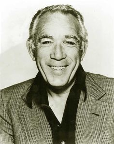 Classic Movie Actors and Actresses | Actor and Film (Movie) Star, Anthony Quinn