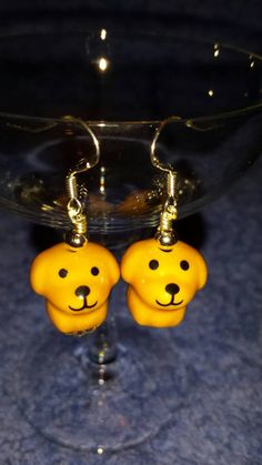 Check out this item in my Etsy shop https://www.etsy.com/listing/213895143/labrador-puppy-dog-earrings-with