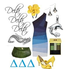 Tri Delta or dont try anything at all.