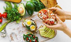 Cum alegi un avocado copt si cum il cureti ► Valorile nutritionale ale fructului de avocado ► 10 idei pentru un mic dejun sanatos si rapid cu avocado Avocado Egg, Avocado Toast, Breakfast, Health, Morning Coffee, Health Care, Avocado Egg Boats, Salud