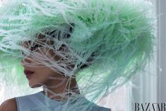 Bella Hadid for Harper's Bazaar