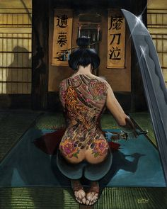 Seppuku  by slushbox, via Flickr