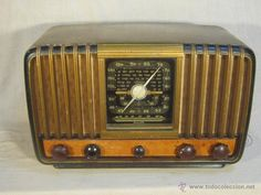 RADIO INTER ELECTRONICA S.A. BARCELONA MOD. OVERKAL 615-D