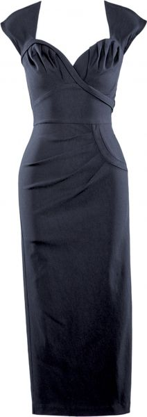 "another ""Mad Men"" dress for the office"