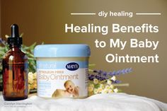 My #BabyOintment is so simple and pure, by adding essential oils, it can be a great healing ointment. Check out a few ways here...